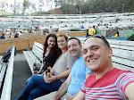Sveta, Sarah, Larry and Me