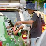 Street Vendor. Bangkok