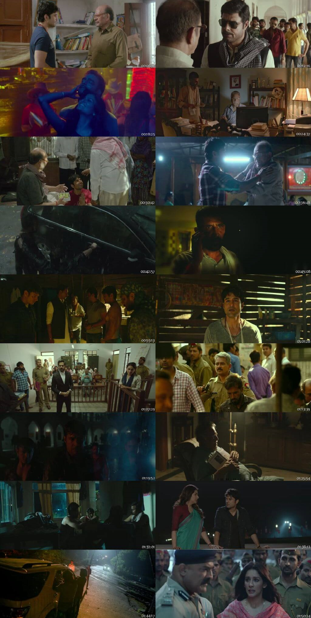 Screen Shot Of Pranaam  2019 Full Movie Free Download HD 720P Watch Online
