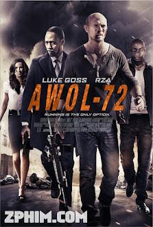 Vòng Quay Kẻ Thù - AWOL-72 (2015) Poster