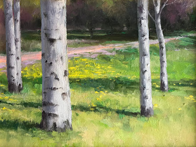 """Dandelion Spring"""