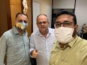 Prefeito de Maruim reforça apoio à instalação da fábrica de cimento