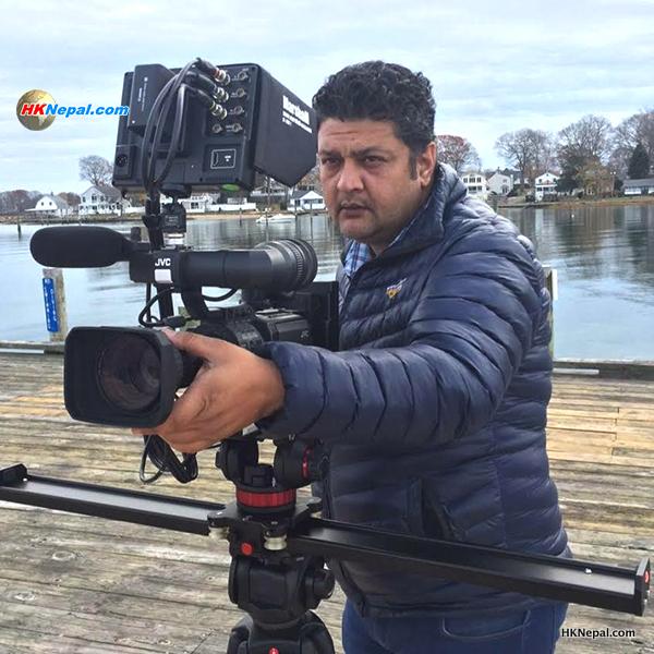 अमेरिका जम्दै नेपाली म्युजिक भिडियो डाइरेक्टर प्रशन्न पौडेल
