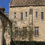 Abbaye de Royaumont : cloître