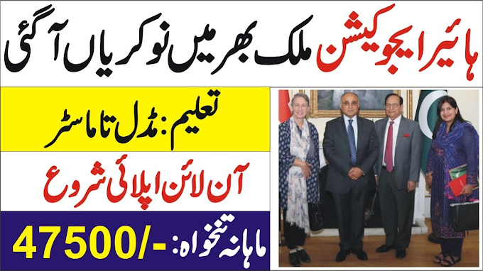 Higher Education Commission Jobs 2021 Online Apply HEC Jobs 2021 (300 Posts)