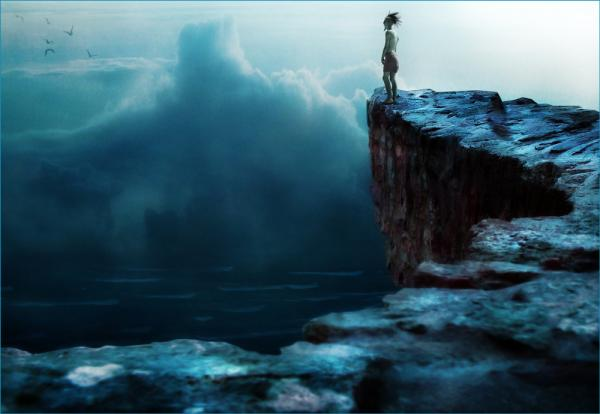 A Man On The Seaside, Magical Landscapes 2