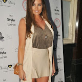 OIC - ENTSIMAGES.COM - Jess Wright at the Style for Stroke T-shirt - launch party in London 13th May 2015  Photo Mobis Photos/OIC 0203 174 1069