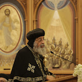 His Holiness Pope Tawadros II visit to St. Mark LA - _09A9211.JPG