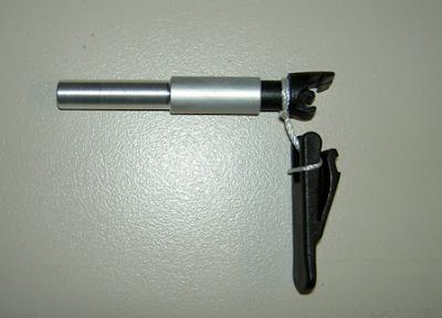 Lattenclip Sicherung