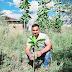 गोद ग्राम मोपका में अटल बिहारी यूनिवर्सिट में मुनगा का पौधा लगाकर। अधिक से अधिक वृक्ष लगाने के लिए प्रेरित किया।