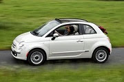 Fiat 500C Review