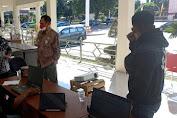 Wagub Sulteng Tinjau Sekretariat Tim Koordinasi Penanganan Covid 19