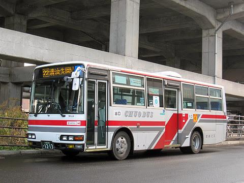 北海道中央バス 千歳市内 22系統