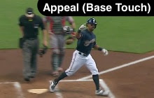 Appeal (Touching a Base)