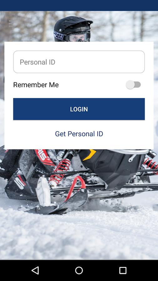 Polaris Visa- screenshot