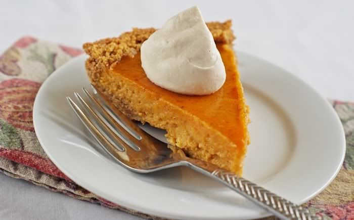 sweet potato pie is better than pumpkin