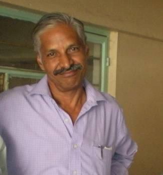 2009 Winter Nationals - Venue In Charge Vijayakumar