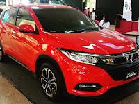 Pameran Mobil Honda Semarang di Java Mall