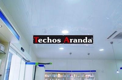 Precios economicos montadores techos Madrid