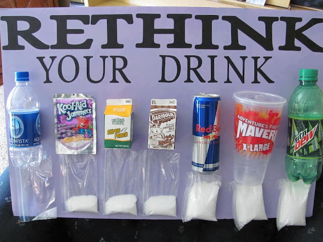 Rethink Your Drinks