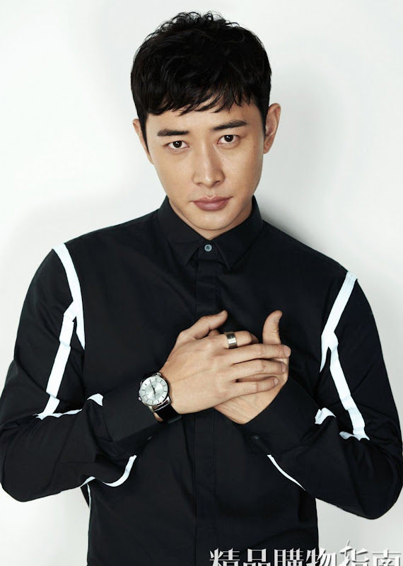 Luo Jin China Actor