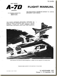 TO 1A-7D-1 (15 november 1971) Flight Manual_01