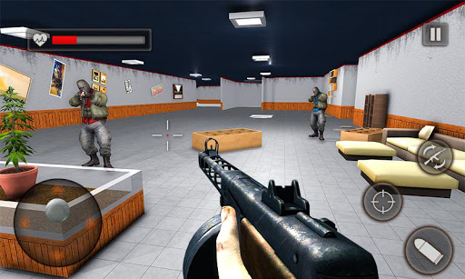 Modern Special Ops: Anti Terrorist Shooting Game  code Triche 1