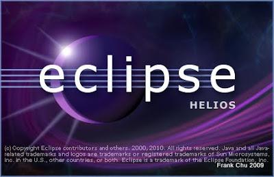 開啟eclipse