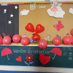 Valentine Day Celebration (Playgroup) 13.02.2015