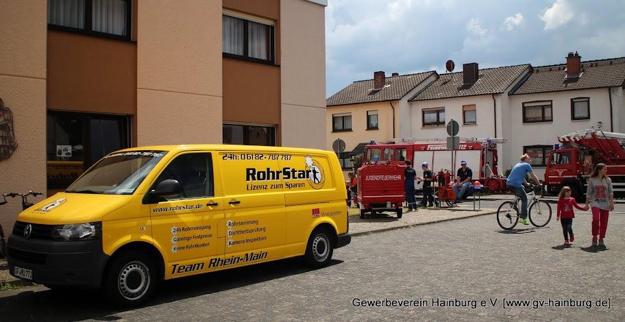 RohrStar Rhein-Main im Einsatz