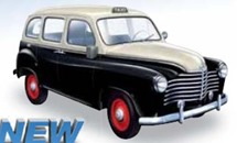 143121 Renault Colorale taxi 1953