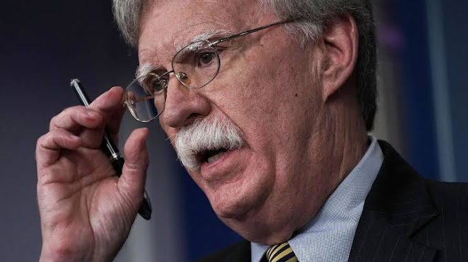 Bolton afirma que Trump se ha equivocado y que EE.UU respeta el derecho del pueblo saharaui a la autodeterminación.