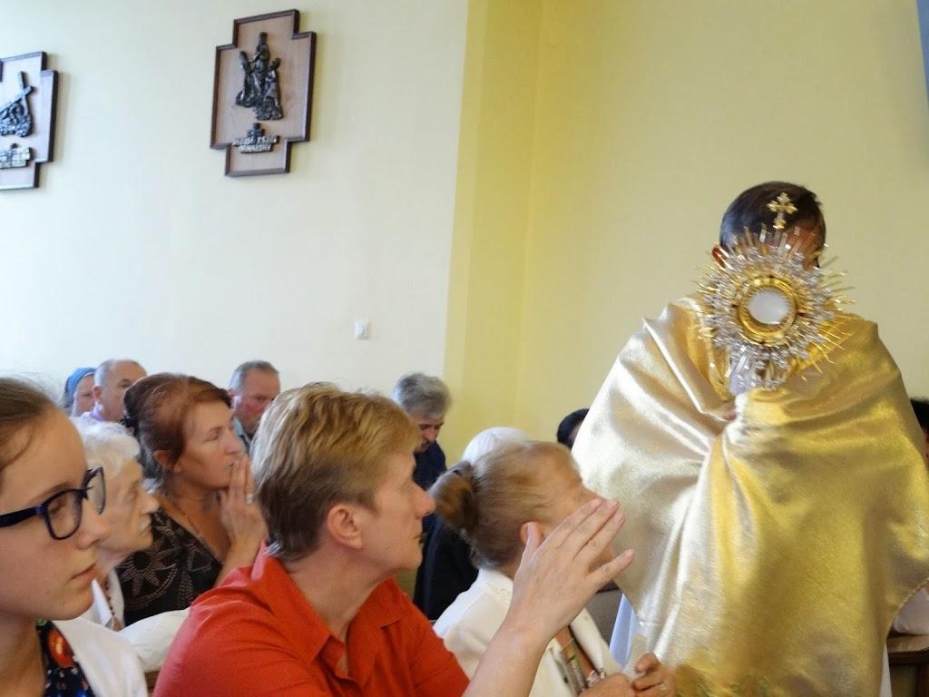 2014 Rekolekcje - Podwyższenie Krzyża Świętego w Częstochowie - DSC07412.JPG