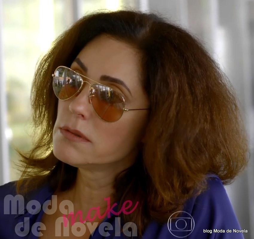 moda da novela Alto Astral, cabelos da Maria Inês dia 8 de novembro