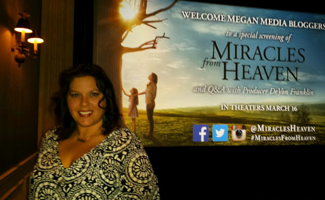 Miracles from Heaven movie #miraclesfromheaven