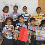 Show and Tell Activity of Grade 1 Section at Witty World, Chikoowadi (2017-18)