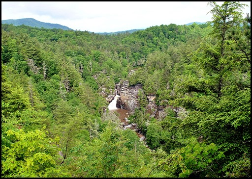 09f - Linville Falls Hike May 29 - beautiful view