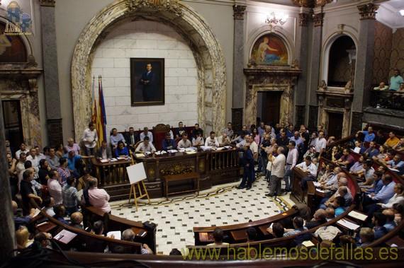 Asamblea de Presidentes: PRECIPITACIÓN y elección de jurados.
