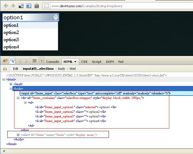 dropdownlist with jQuery not working?   The ASP NET Forums