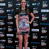 WWW.ENTSIMAGES.COM -   Helen Glover    at      BT Sport Industry Awards at Battersea Evolution, Battersea Park, London May 2nd 2013                                                  Photo Mobis Photos/OIC 0203 174 1069