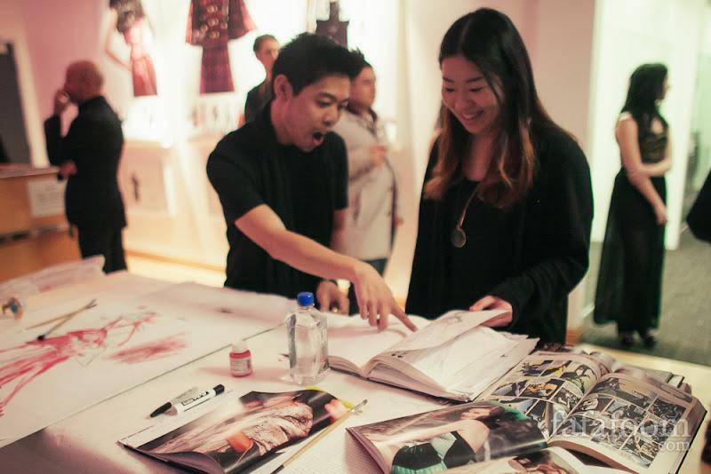 AICA-SF Fashion Installation