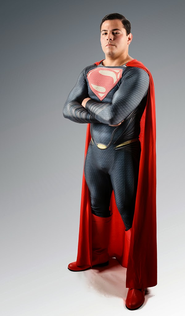Superman from Man of Steel