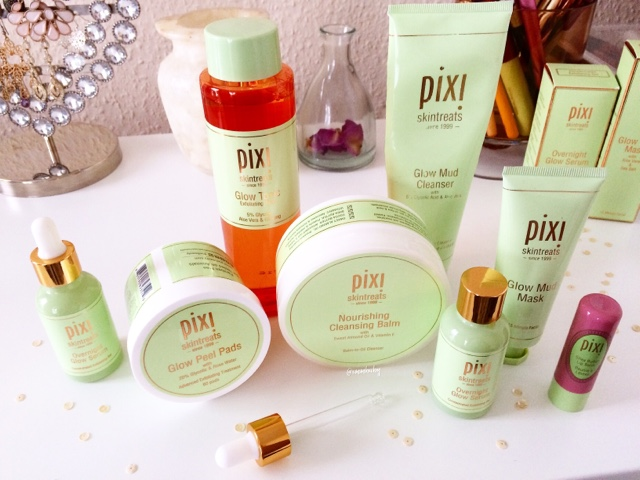 best pixi products for oily skin dry skin and normal skin