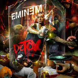 CD Eminem - Detox (2010) - Torrent download