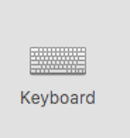 Keyboard preferences