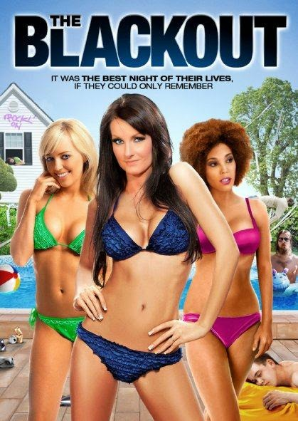 Poster Of English Movie The Blackout (2013) Free Download Full New Hollywood Movie Watch Online At Alldownloads4u.Com