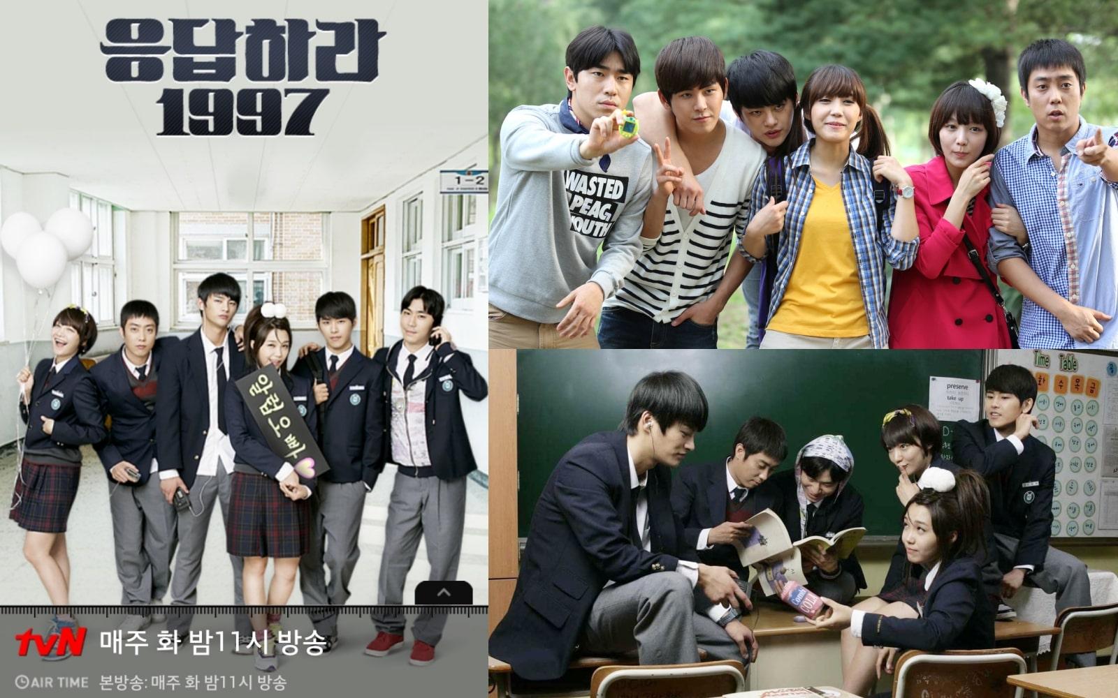 10 ซีรี่ย์เกาหลีแนวแอบรักเพื่อน จนได้เพื่อนเป็นแฟน!