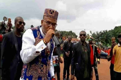 Image result for Why Nnamdi Kanu Can't Be Killed Over Claims Of New Buhari– Ohanaeze