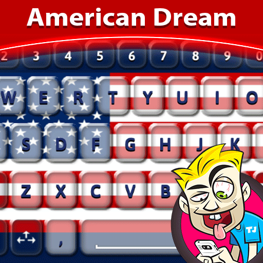 一.我. 键入美国梦א 個人化 App LOGO-硬是要APP