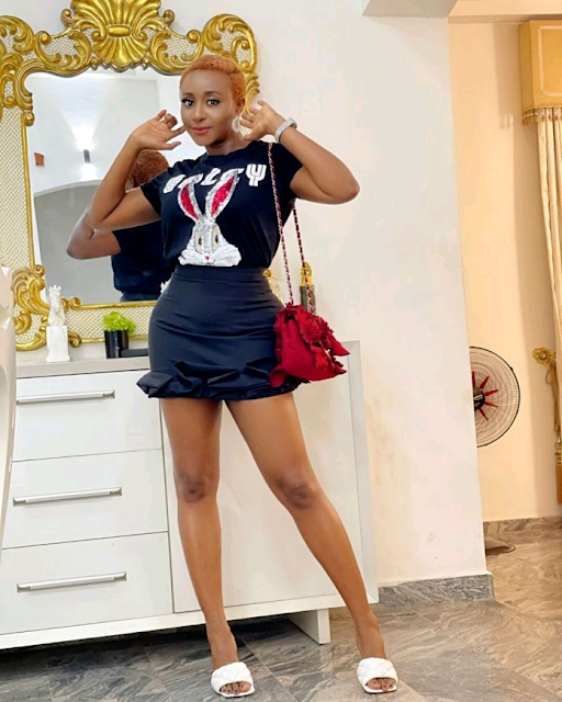 Shapely Nollywood queen Ini Edo images